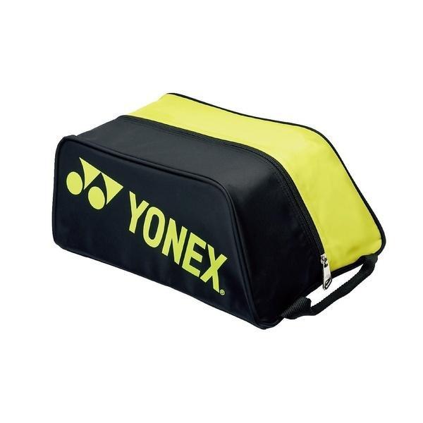 YONEX(ヨネックス)テニス バドミントン ラケットバッグ ケース シューズケース BAG1733_723 BK/LG