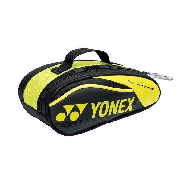 (セール)YONEX(ヨネックス)テニス バドミントン ラケットバッグ ケース ミニチュアラケットバッグ BAG16MN 763 BK/LM
