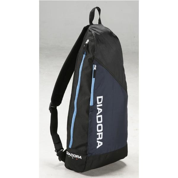 (セール)DIADRA(ディアドラ)ラケットスポーツ バッグ ケース類 ラケットショルダー DTB7637-6860 F ネイビーxブルーFL