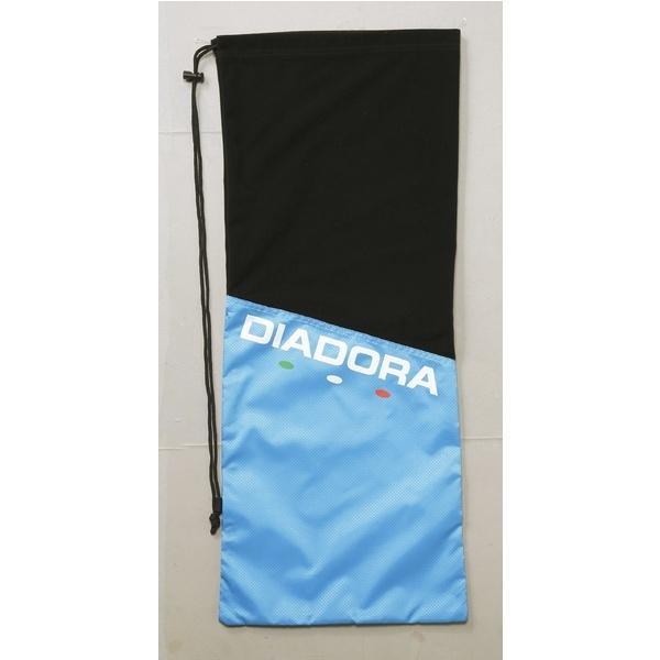 (セール)DIADRA(ディアドラ)ラケットスポーツ バッグ ケース類 ラケットケース DTB7638-6099 F ブルーFLxブラック