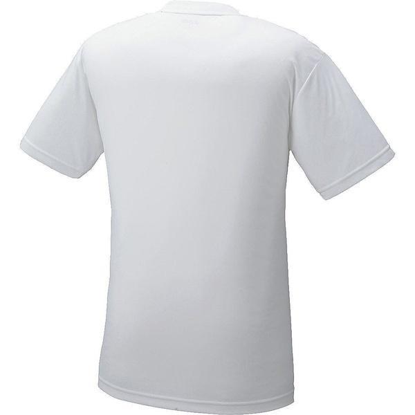 (セール)ASICS(アシックス)バスケットボール メンズ 半袖Tシャツ プリントTシヤツHS XB6607.01A ホワイトA