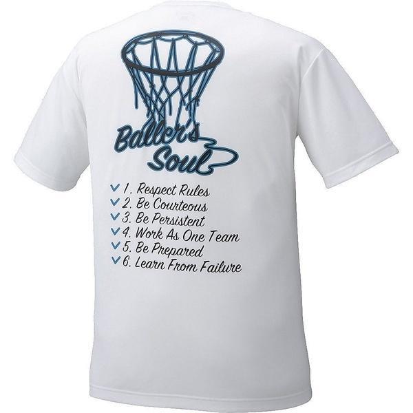 (セール)ASICS(アシックス)バスケットボール メンズ 半袖Tシャツ プリントTシヤツHS XB6608.01C ホワイトC