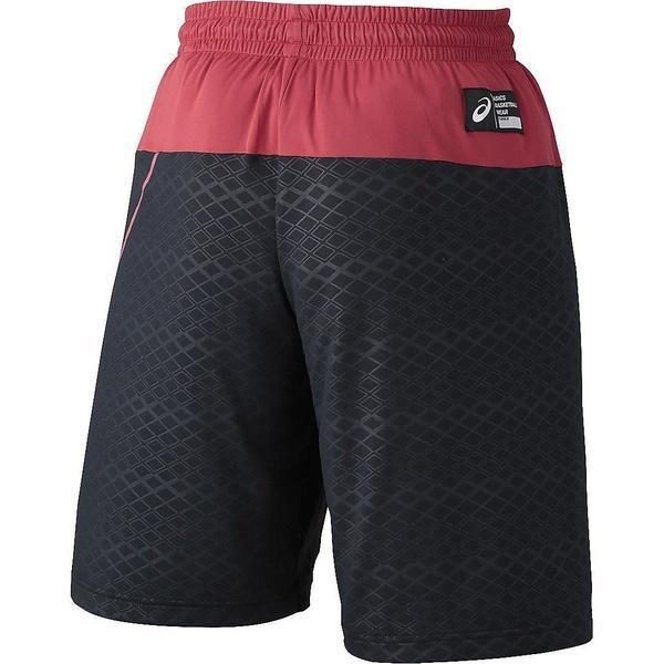 (セール)ASICS(アシックス)バスケットボール メンズ プラクティスショーツ プラパン XB7602.90A メンズ ブラツクA