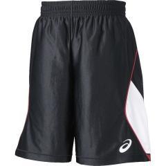 (セール)ASICS(アシックス)バスケットボール メンズ プラクティスショーツ プラパン XB7607.9001 BKXホワイト