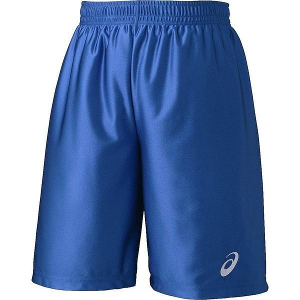 (セール)ASICS(アシックス)バスケットボール メンズ プラクティスショーツ プラパン XB7615.45 ジュニア ブルー
