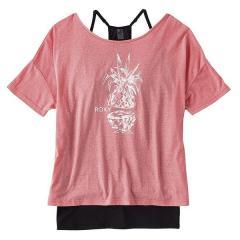 (セール)ROXY(ロキシー)ヨガ Tシャツ 17SP ROXYTOPS OTHER RST171500 レディース MHG0