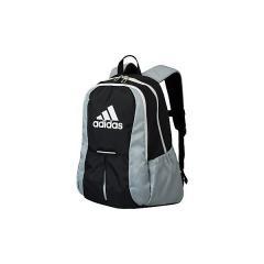 adidas(アディダス)サッカー 3層デイバック ボールバック ボール用デイパック ADP24BKSL ジュニア 30x42x20CM ブラックxシルバー