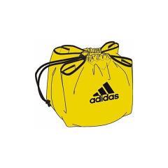adidas(アディダス)サッカー 3層デイバック ボールバック 新型ボールネット ABN01Y 25x25x25CM イエロー