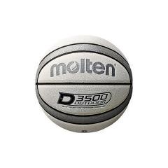 molten(モルテン)バスケットボール 7号ボール アウトドアバスケットボール B7D3500-WS メンズ 7号球 ホワイトxシルバー