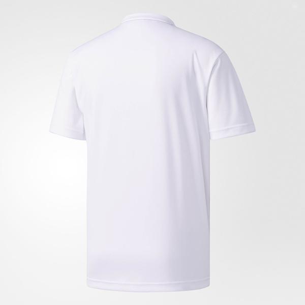 (セール)adidas(アディダス)バスケットボール メンズ 半袖Tシャツ NBAロゴ Tシャツ DKK35 BQ6189 メンズ ホワイト