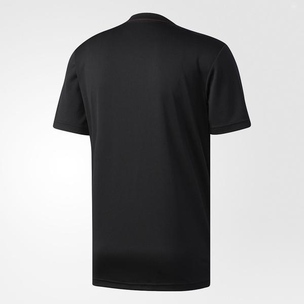 (セール)adidas(アディダス)バスケットボール メンズ 半袖Tシャツ NBAロゴ Tシャツ DKK35 BQ6190 メンズ ブラック