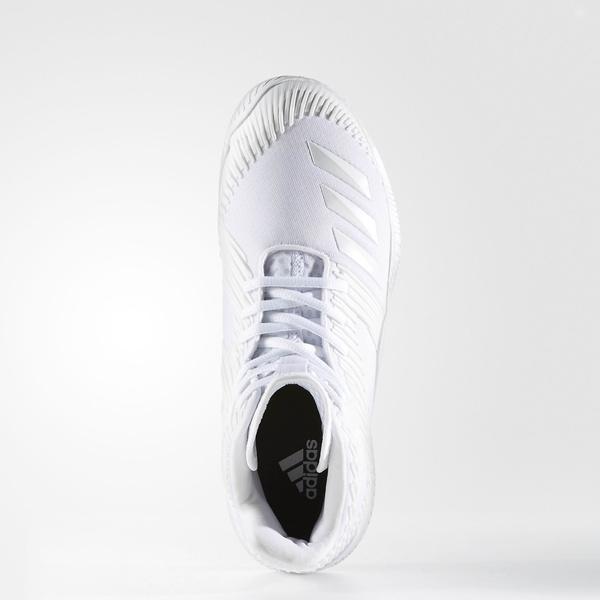 (セール)(送料無料)adidas(アディダス)バスケットボール シューズ SPG GIU15 BB8186 レディース ランニングホワイト/ランニングホワイト/ランニングホワイト