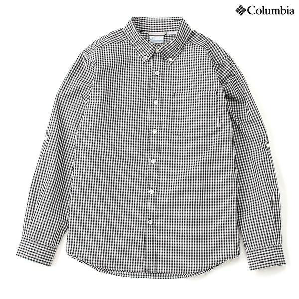 (送料無料)Columbia(コロンビア)トレッキング アウトドア 長袖シャツ ALAMO LAKE LONG PM7779-010 メンズ 010