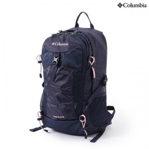 (送料無料)Columbia(コロンビア)トレッキング アウトドア トレッキングバッグ~30L未満 キャッスルロック 20L バックパック PU8035-966 O/S ECLIPSE BLUE PINK