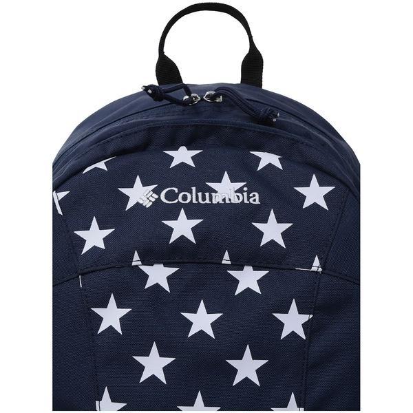 (セール)Columbia(コロンビア)トレッキング アウトドア カジュアルバックパックス マッカディーブラッシュ 25L PU8992-426 O/S COLUMBIA NAVY