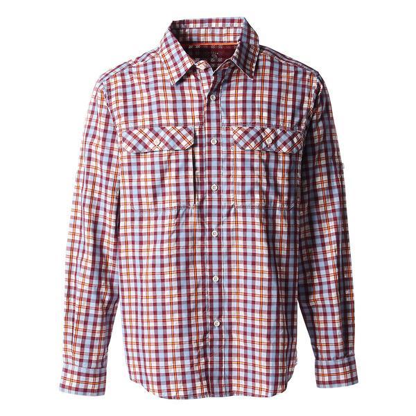 (送料無料)MOUNTAIN HARDWEAR(マウンテンハードウェア)トレッキング アウトドア 長袖Tシャツ キャニオンAC ロングスリーブシャツ OE0466-647 メンズ 647