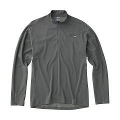 (セール)THE NORTH FACE(ノースフェイス)トレッキング アウトドア 長袖Tシャツ ロングスリーブフラッシュドライエンデューロジップアップ NT11709 メンズ GG