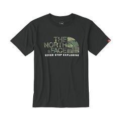 NORTH FACE(ザ・ノースフェイス) THE NORTH FACE(ノースフェイス)トレッキング アウトドア 半袖Tシャツ S/S CAMOUFLA LG T NT31622 KKメンズ KK