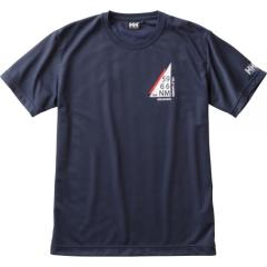 (セール)HELLY HANSEN(ヘリーハンセン)トレッキング アウトドア 半袖シャツ ショートスリーブフラッグティー HH61730 メンズ HB