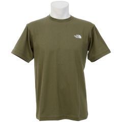 THE NORTH FACE(ノースフェイス)トレッキング アウトドア 半袖Tシャツ S/S SQUARE LOGO SU NT31702A メンズ BG