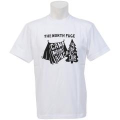 THE NORTH FACE(ノースフェイス)トレッキング アウトドア 半袖Tシャツ S/S FOREST CAMP TE NT31703A メンズ W