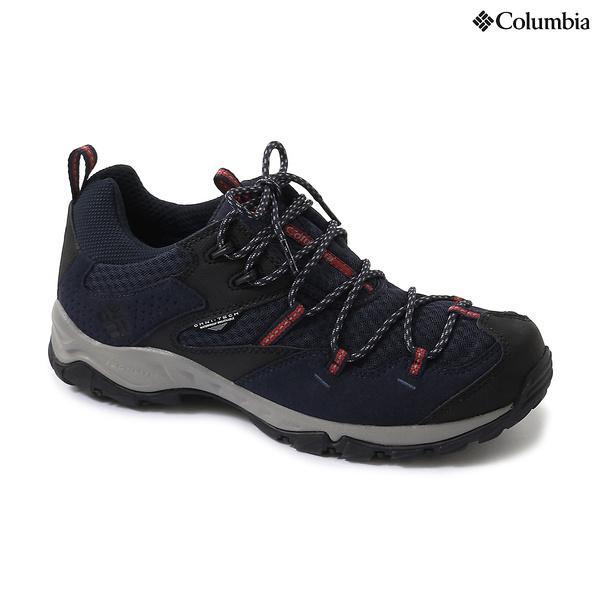 (セール)(送料無料)Columbia(コロンビア)トレッキングシューズ メンズ セイバー?ロウオムニテック YM5261-439 メンズ ABYSS