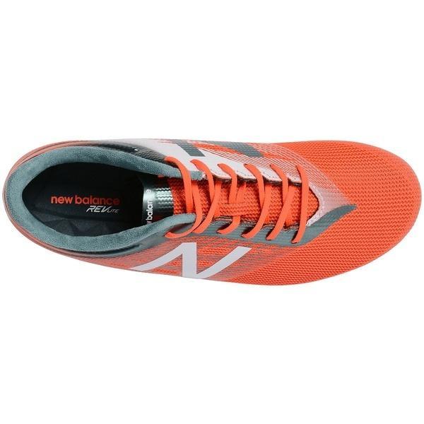 (送料無料)New Balance(ニューバランス)サッカー スパイク MSFMIHOT 2E MSFMIHOT 2E メンズ ORANGE/GRAY