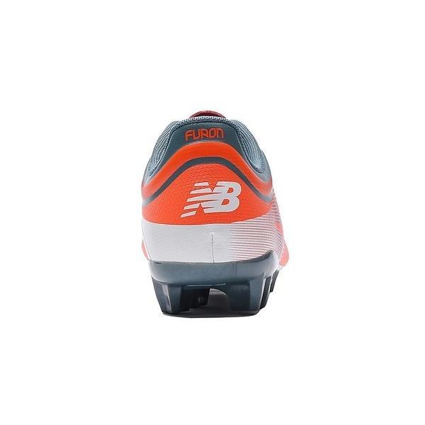 (送料無料)New Balance(ニューバランス)サッカー スパイク MSFUDHOT 2E MSFUDHOT 2E メンズ ORANGE/GRAY