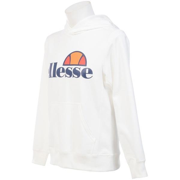 (送料無料)Ellesse(エレッセ)メンズスポーツウェア 長袖シャツ スウェットパーカ EE37101 SO
