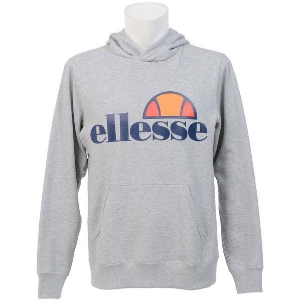 (送料無料)Ellesse(エレッセ)メンズスポーツウェア 長袖シャツ スウェットパーカ EE37101 MX