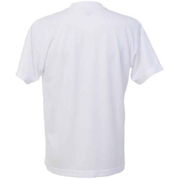 (セール)ASICS(アシックス)バレーボール 半袖プラクティスシャツ ハンソデTシヤツ EZO931.0190 ホワイトXブラツク
