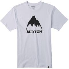 BURTON(バートン)サマー レジャー メンズアパレル CLASSIC MOUNTAIN HIGH SS TEE 13882103100 メンズ STOUT WHITE