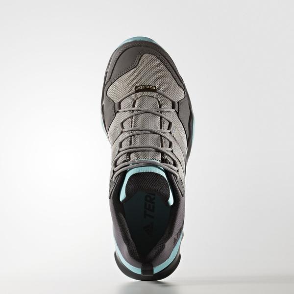 (送料無料)adidas(アディダス)トレッキングシューズ レディース TERREX AX2R GTX W IJP89 BB1991 レディース MGH ソリッドグレー/CH ソリッドグレー/イージーミント S17