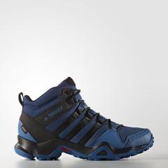 (送料無料)adidas(アディダス)トレッキングシューズ メンズ TERREX AX2R MID GTX IJP97 BB4604 メンズ コアブルー S17/コアブラック/ミステリーブルー S17