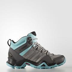 <LOHACO> (セール)(送料無料)adidas(アディダス)トレッキングシューズ レディース TERREX AX2R MID GTX W IOT02 BB4621 レディース MGH ソリッドグレー/CH ソリッドグレー/コアブラック画像