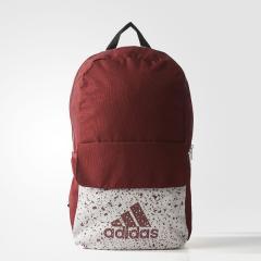 (セール)adidas(アディダス)スポーツアクセサリー バッグパック KIDS バックパック BWP74 BP7875 ボーイズ NS カレッジエイトバーガンディ/ブラック/ホワイト