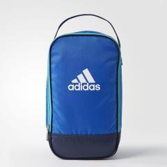 (セール)adidas(アディダス)スポーツアクセサリー ナップサック KIDS シューズバッグ DMD18 BR6326 ボーイズ NS ブルー/カレッジネイビー