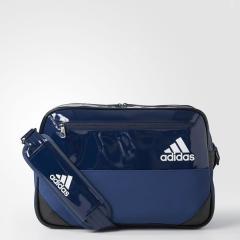 (セール)adidas(アディダス)スポーツアクセサリー エナメルバッグ HARD エナメル M DMC97 BS0722 NS カレッジネイビー/ミステリーブルー S17