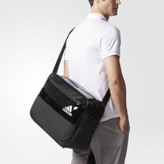(セール)(送料無料)adidas(アディダス)スポーツアクセサリー エナメルバッグ HARD エナメル L DMC96 BS0727 NS ブラック/ブラック