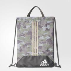 (セール)adidas(アディダス)スポーツアクセサリー ナップサック EPS ジムバッグ DMD09 BS0748 NS リネン S17/ユーティリティブラック F16