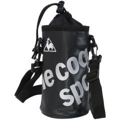 le coq(ルコック)スポーツアクセサリー 保冷バッグ ペットボトルホルダ- QA-690371 BLK F BLK