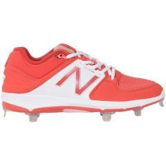 (送料無料)New Balance(ニューバランス)野球 樹脂底スパイク L3000TR3 D L3000TR3 D メンズ RED/WHITE