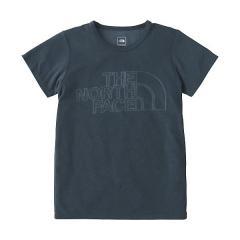 (セール)THE NORTH FACE(ノースフェイス)ランニング レディース半袖Tシャツ ショートスリーブパイルメッシュロゴクルー NTW11778 レディース UN