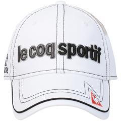 le coq sportif(ルコックスポルティフ) ゴルフ アクセサリー クリップマーカー付きコットンCAP QG0264 メンズ F N942