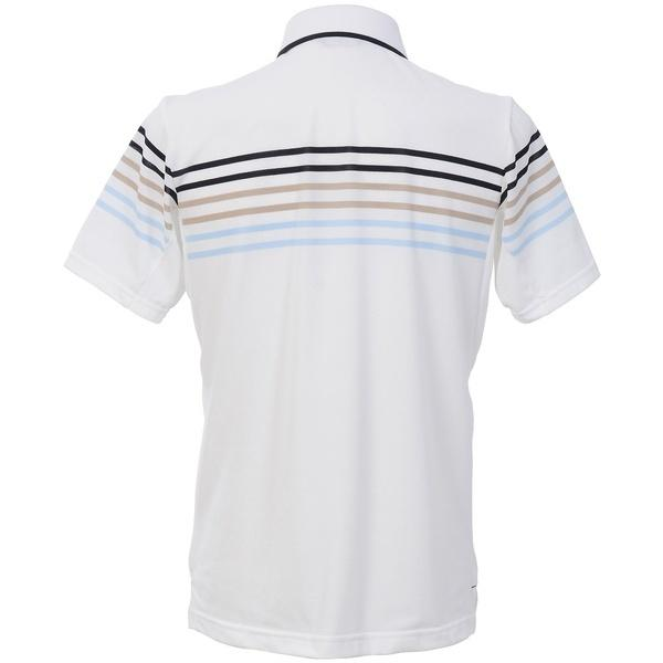 (送料無料)Munsingwear(マンシングウェア)ゴルフ 半袖ポロ 半袖ハイネック 半袖ニットシャツ JWMJ233 メンズ N950