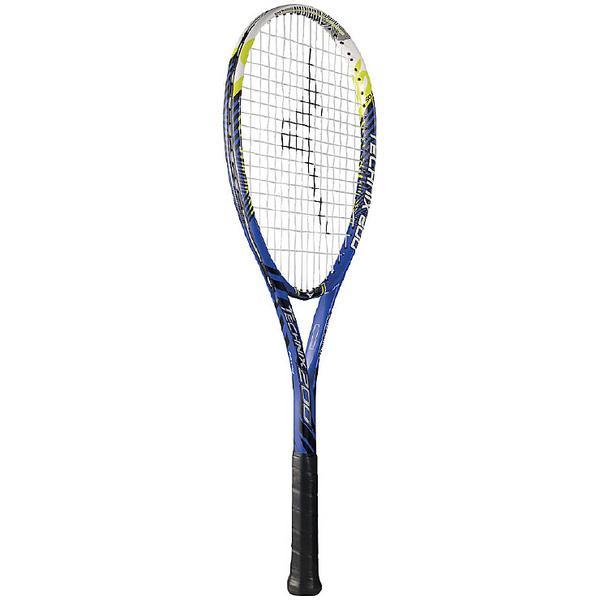 (送料無料)MIZUNO(ミズノ)ソフトテニス 張り上げラケット TECHNIX200 63JTN77527 00ZG ブルー