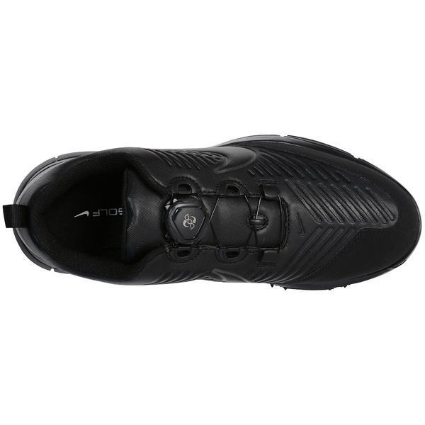 (送料無料)NIKE(ナイキ)ゴルフ メンズゴルフシューズ ナイキ エクスプローラー 2 ボア 849959-001 メンズ ブラック/ブラック/メタリックダークグレー
