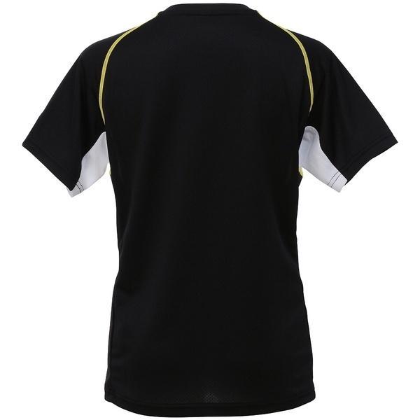 (セール)DESCENTE(デサント)バレーボール 半袖プラクティスシャツ 半袖プラクティスシャツ DVB-5724W BWH レディース BWH
