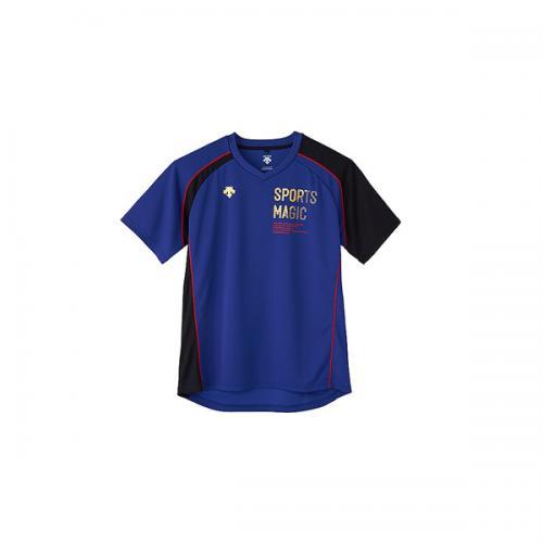(セール)DESCENTE(デサント)バレーボール 半袖プラクティスシャツ 半袖プラクティスシャツ DVB-5726 ROY ROY