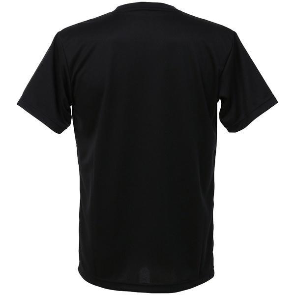 (セール)DESCENTE(デサント)バレーボール 半袖Tシャツ 17S SMU GRAPHIC TEE DOR-B8416 BLG メンズ BLG